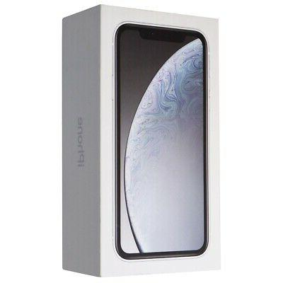 Fully Unlocked Apple iPhone XR AT&T T-Mobile Verizon