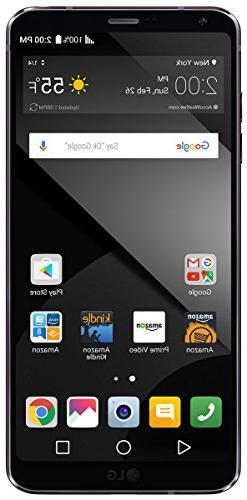 LG G6+ - 128 GB - Unlocked  - Black - Prime Exclusive