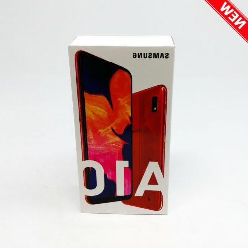 Samsung A10 A105M Dual SIM Factory Unlocked 4G 13MP Phone