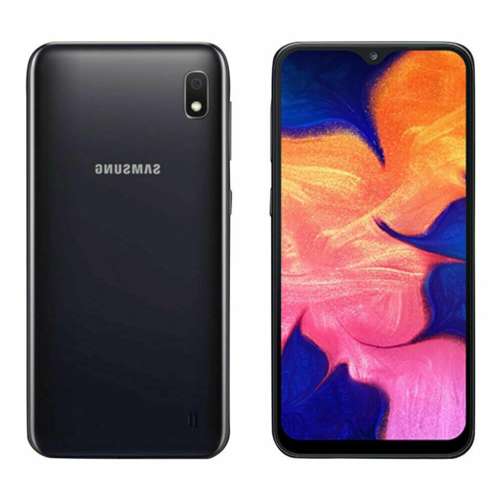 """Samsung Galaxy A10 6.2"""" - International"""