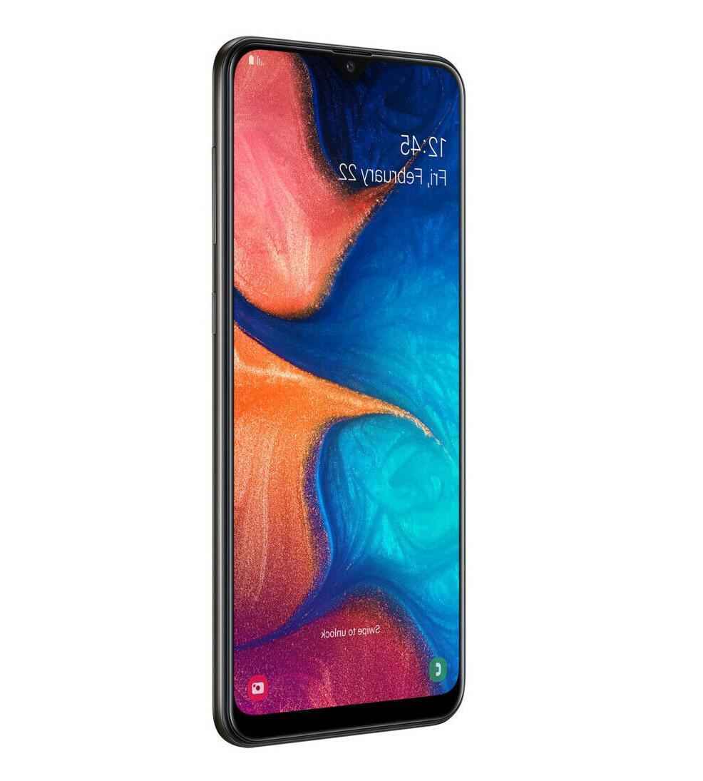 Samsung Galaxy SM-A205G/DS Dual Sim - Black