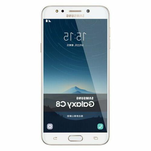 Samsung C8 Selfie Sim / GSM Mobile