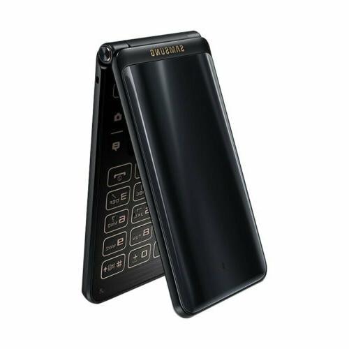 Samsung Folder G1650 Dual Smartphone Mobile LTE Unlocked