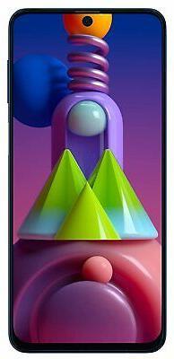 Samsung Galaxy M51 128GB 6GB RAM 64+8+5+5 Camera Dual Sim 70