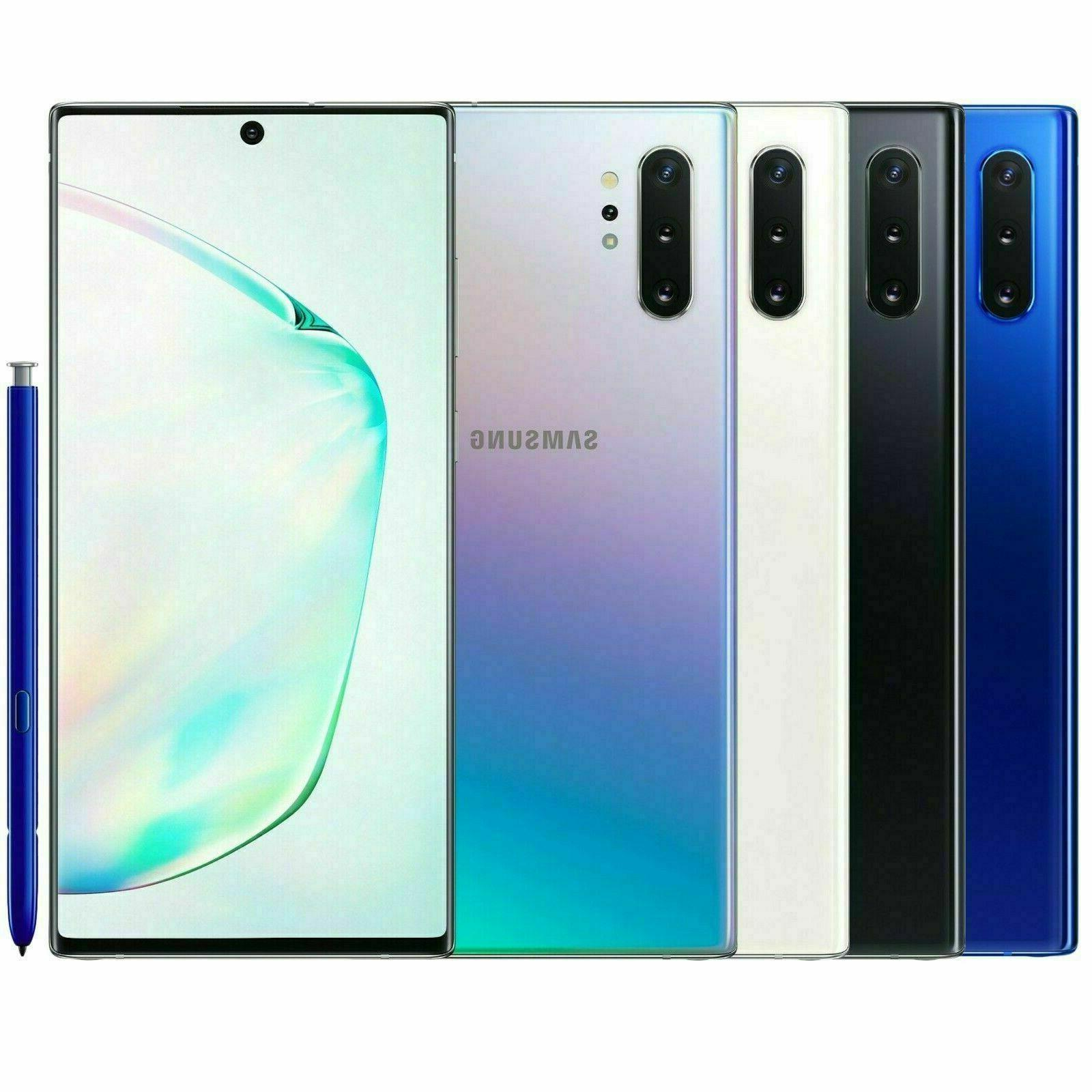 NEW Samsung 10+ Plus ⚫⚪🔵🟣