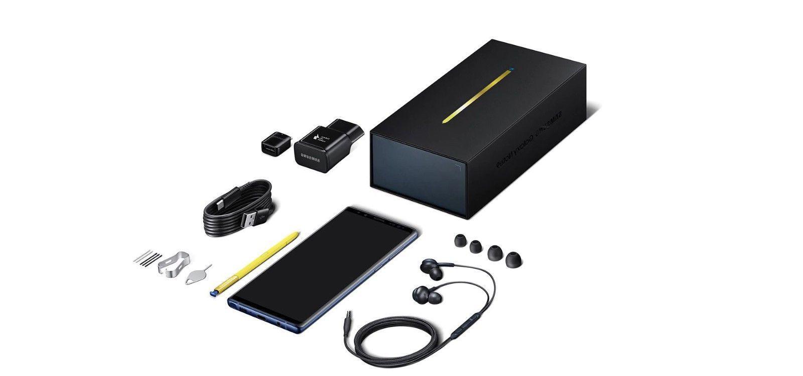 Samsung Galaxy Note 9 SM-N960F/DS DUAL SIM