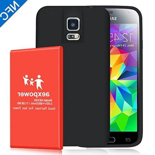 galaxy s5 battery protection cover