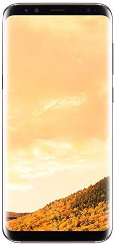 Samsung Galaxy S8 G950FD 64GB Maple Gold, Dual Sim, 5.8 inch
