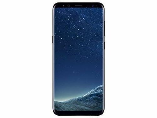 Samsung S8+ UNLOCKED 64GB SM-G955U1 Midnight Black