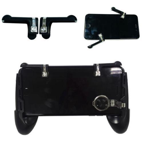 Gaming Joystick Handle Controller Phone+ Shooter For PUBG Fortnite