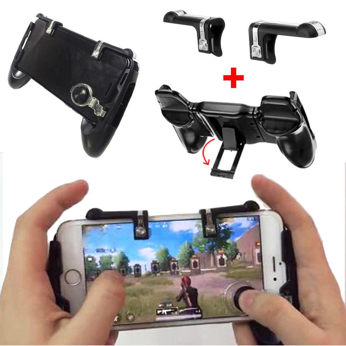 gaming joystick handle holder controller mobile phone