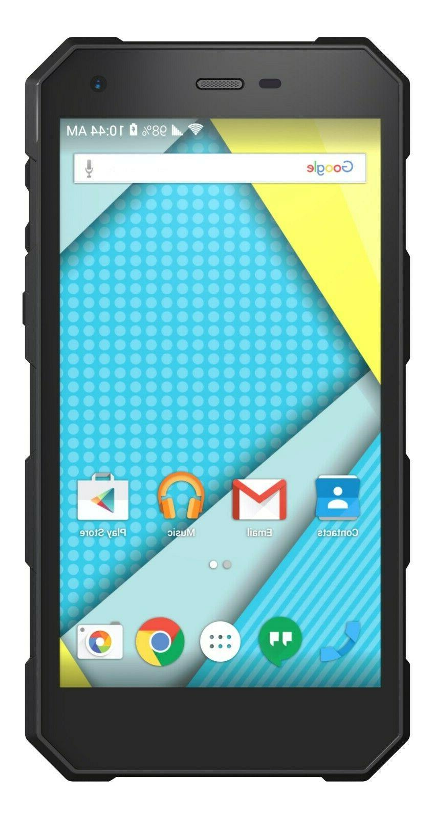 Plum 4 Rugged Smart Phone 5000 mAh IP68