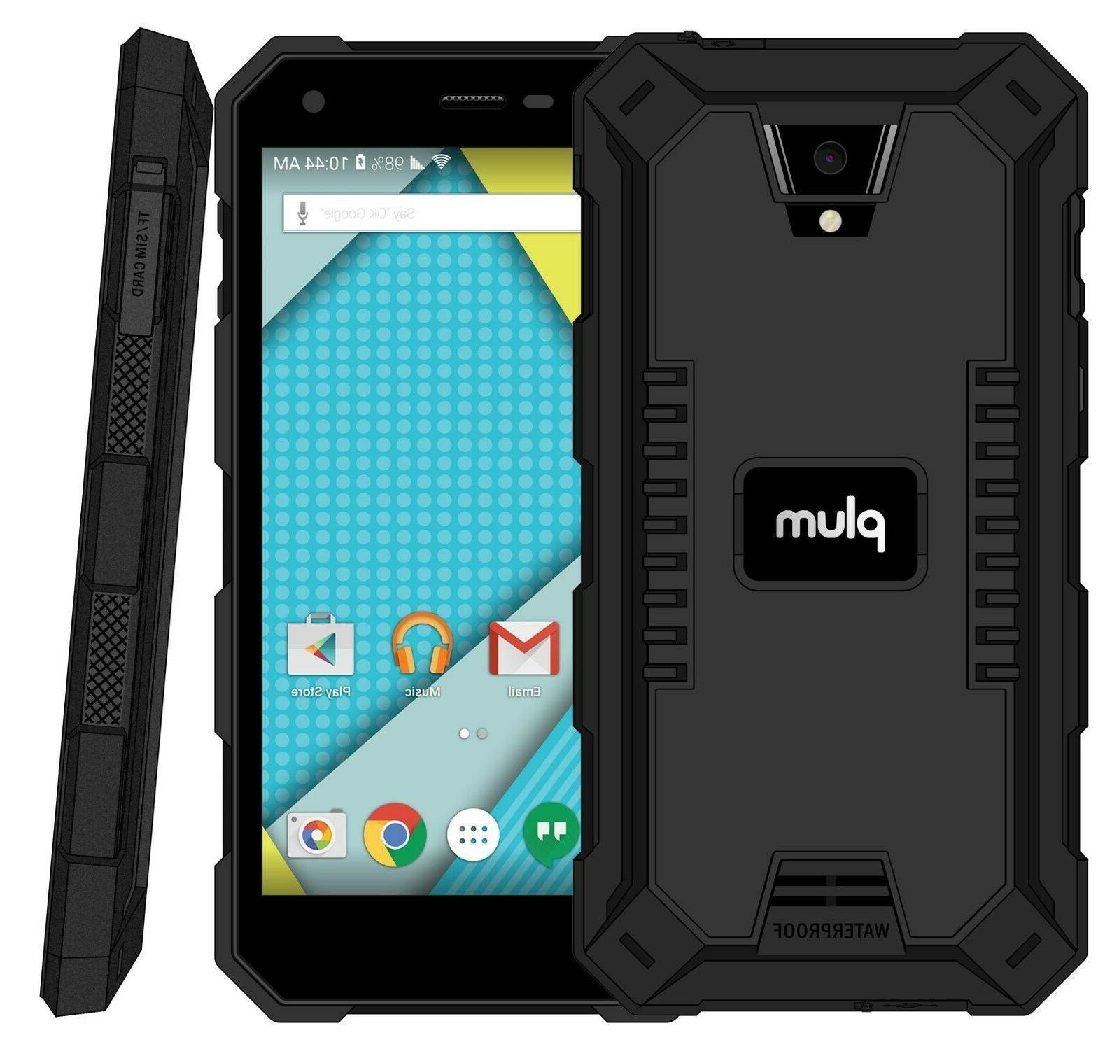 Plum Rugged Phone 5000 Android IP68 Gra