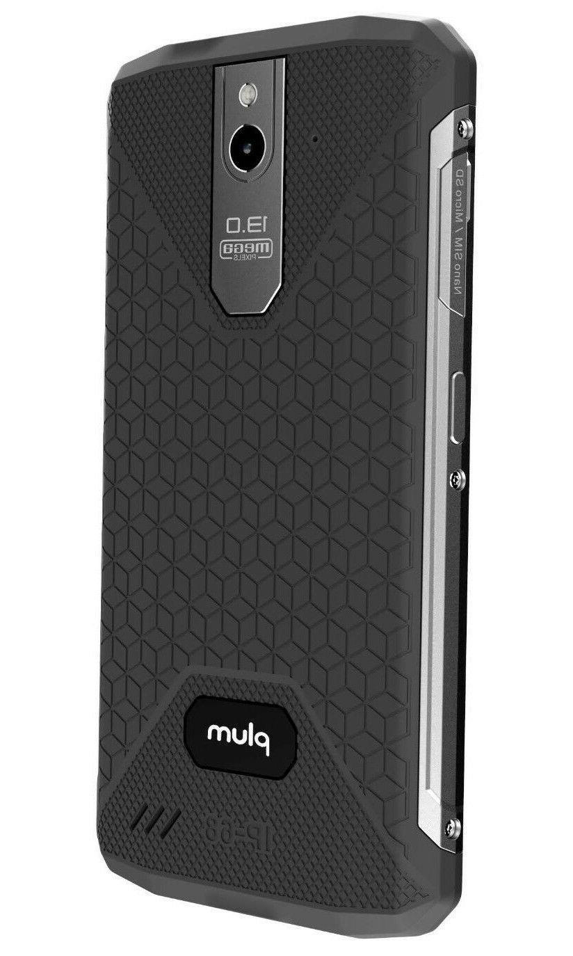 "Plum Gator 5 Rugged GSM 5.2"" Proof IP68"