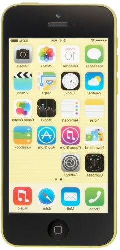 Apple iPhone 5C 32 GB Unlocked, Yellow