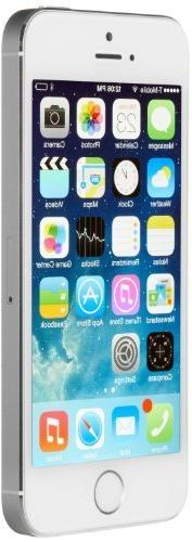 Apple iPhone 5S, AT&T, 16GB - Silver