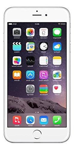 Apple iPhone 6 Plus, Silver, 64 GB