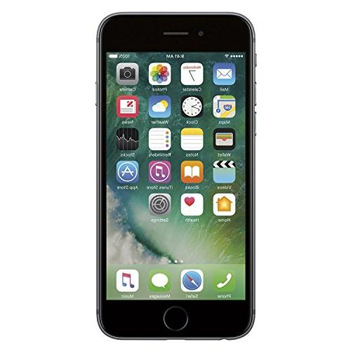 Apple iPhone 6S, GSM Unlocked, 64GB - Space Gray