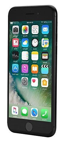Apple iPhone 7, GSM Unlocked, 128GB - Black