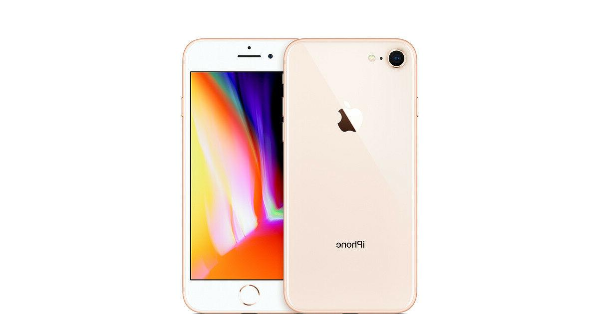 iphone 8 64gb gold factory unlocked 64