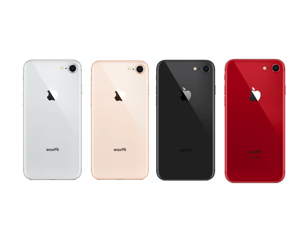 Apple iPhone 8 64GB Red & All Colors! GSM & CDMA Unlocked!!
