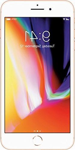 Apple iPhone 8, Fully Unlocked, 64GB - Gold
