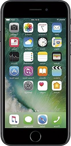 Apple iPhone 7 , AT&T, 128GB - Black