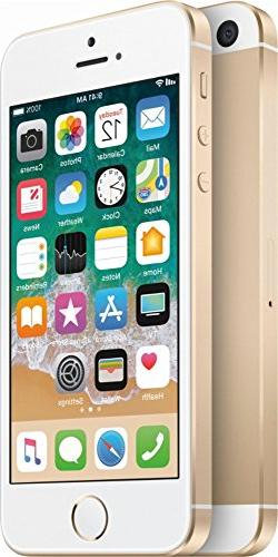 Apple iPhone SE, GSM Unlocked, 32GB - Gold