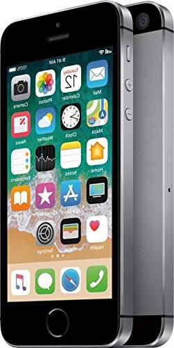Apple iPhone SE, GSM Unlocked, 32GB - Space Gray
