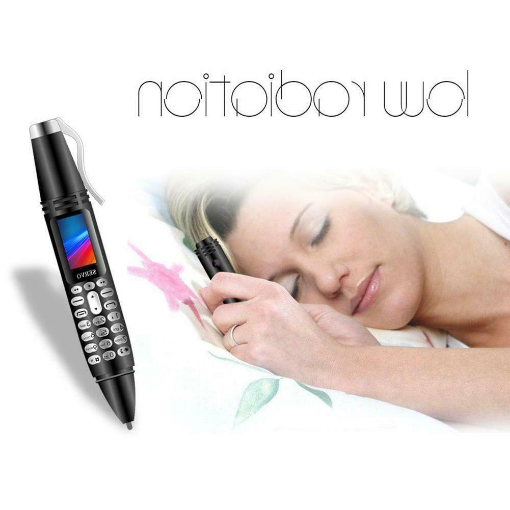 K07 Pen Mini Cellphone Tiny Screen GSM Dual Recording