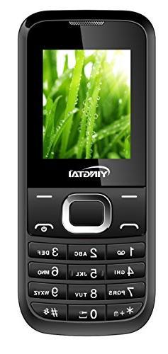 YINGTAI K1 3G Senior Phone,Simple Use Feature Phone for se