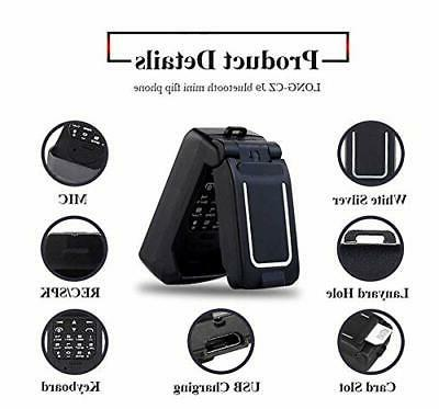 LONG-CZ J9 Latest Mini Flip Bluetooth Voice Changer