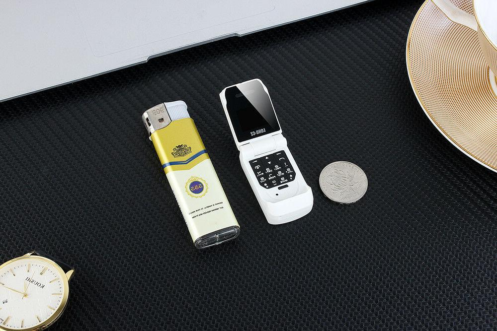 LONG-CZ Phone Smallest Mobile Kids