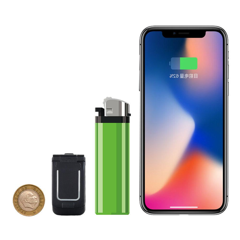 LONG-CZ Mini Flip Phone 0.66 Bluetooth Dialer Smallest Mobile Kids