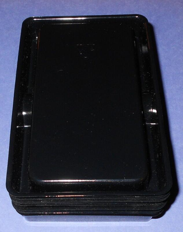 """Lot of 10 Generic Cell Shipping Trays 5-3/4"""" 3-1/2"""