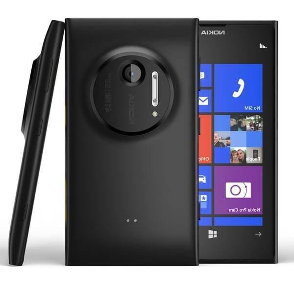 Nokia 1020 Telus Brand Sealed Box