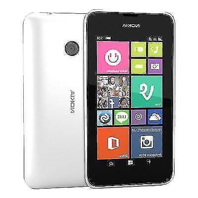 Nokia Lumia 530 4GB White T-Mobile 4G LTE Smartphone