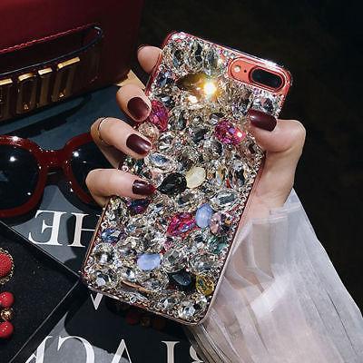 Luxury Gems Bling Cover For