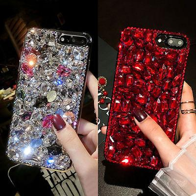 Luxury Bling Rhinestone Cover Phones