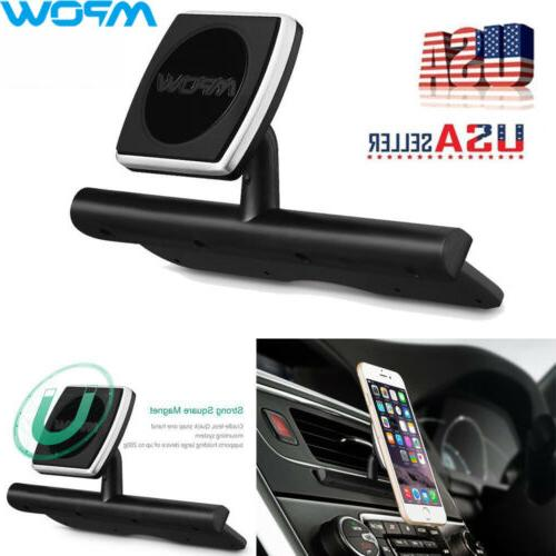 MPOW Magnetic Car CD Slot Mount Holder Stand Universal For G