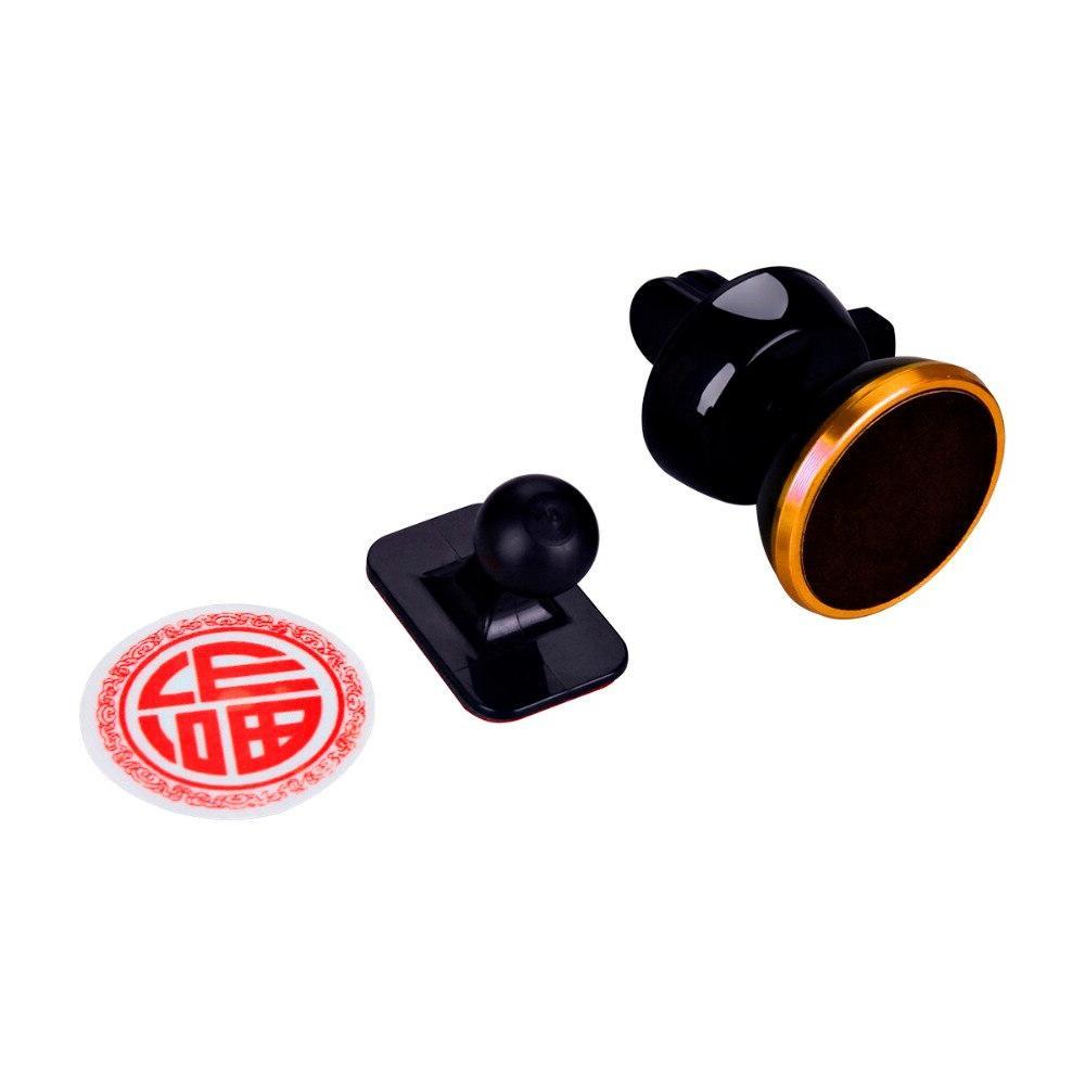 Magnetic Car <font><b>Mobile</b></font> Holder for Universal Air Vent Cell Magnet Mount Stander Support