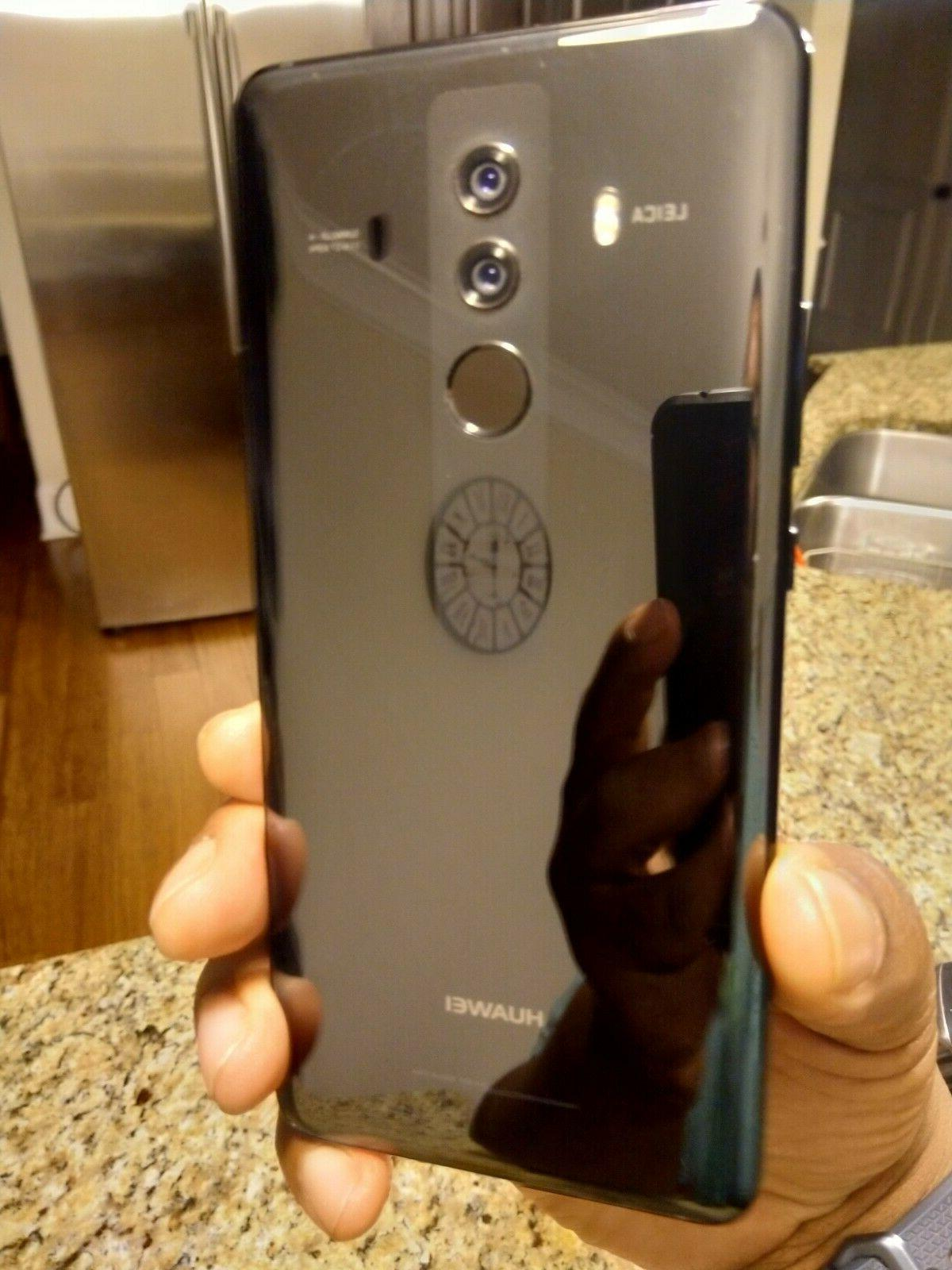 Huawei Design 256GB - Black