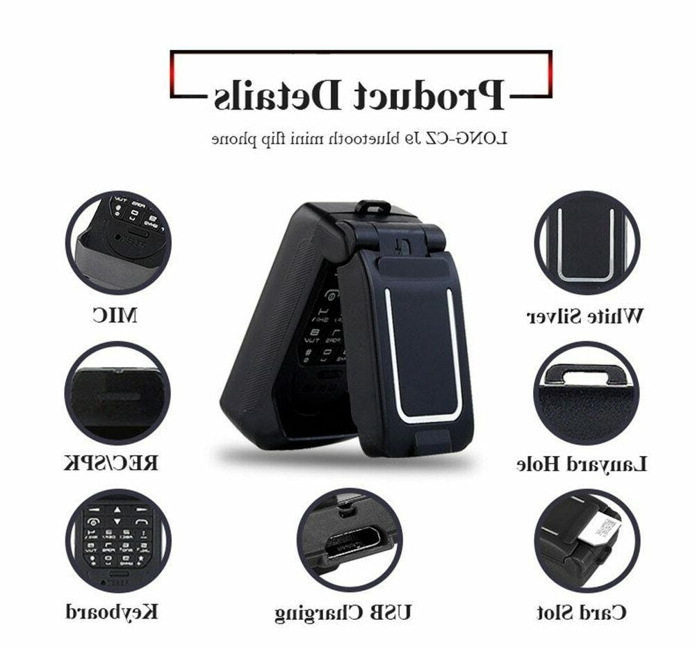 Mini Phones LONG-CZ Cell