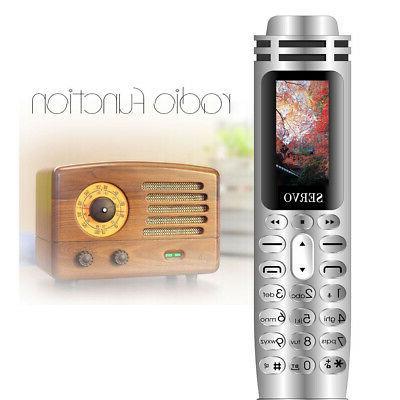 Mini Screen Phone Dual SIM Bluetooth Camera