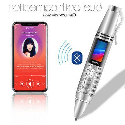 Mini Phone Dual SIM Card Bluetooth Dialer