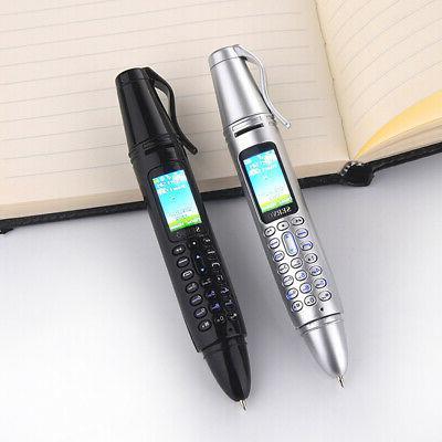 mini screen pen mobile phone dual sim