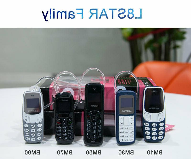 Mini Phone Dialer BM90 Earphone