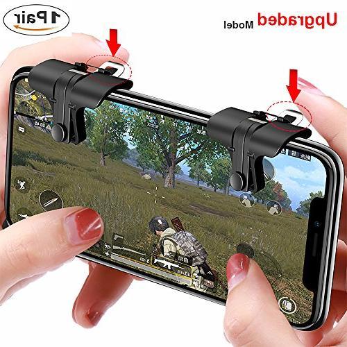 mobile game controller pubg aim