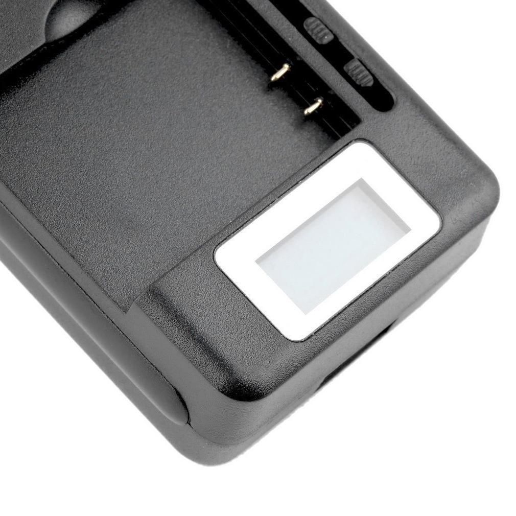 Mobile Universal Charger LCD Indicator