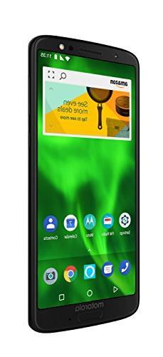 Moto G6 – GB Black - Exclusive Phone